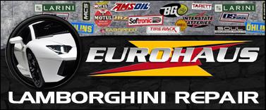 EuroHaus Lamborghini RepairLamborghini Repair
